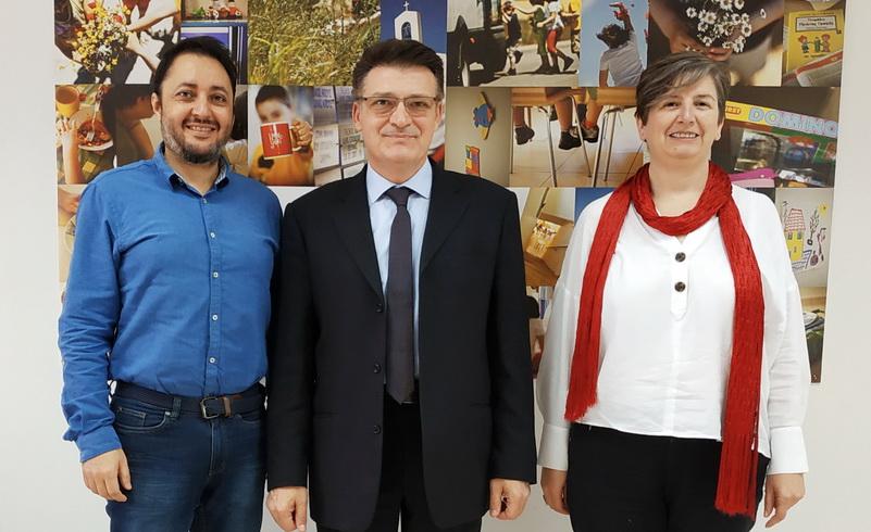 Επίσκεψη Πέτροβιτς στο Παιδικό Χωριό SOS Θράκης