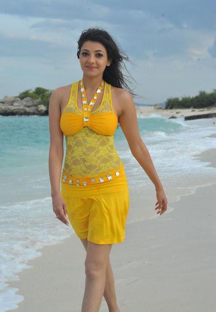 Kajal Agarwal Hot Photos  Telugu Mp3 Songs-3801
