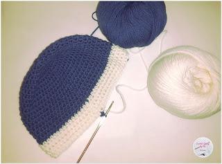 berretto di lana step4