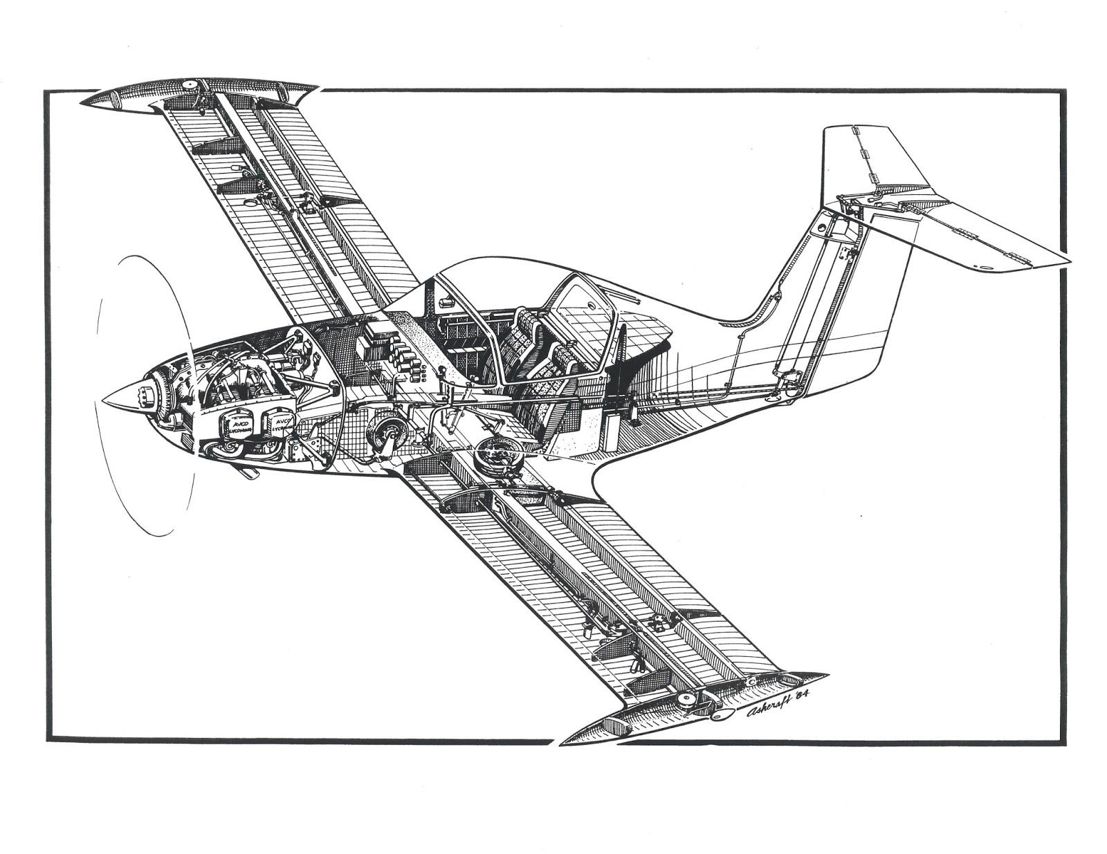 SAAB JOURNAL: JACK ASHCRAFT'S ARTWORK--PHANTOM DRAWINGS