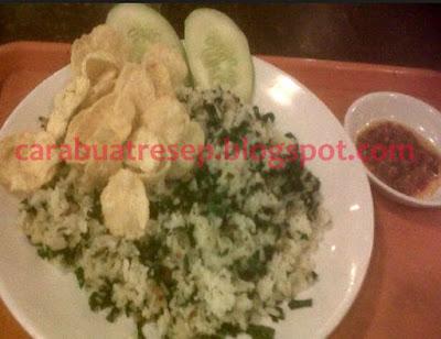 Foto Resep Nasi Goreng Daun Mengkudu Sederhana Spesial Asli Enak