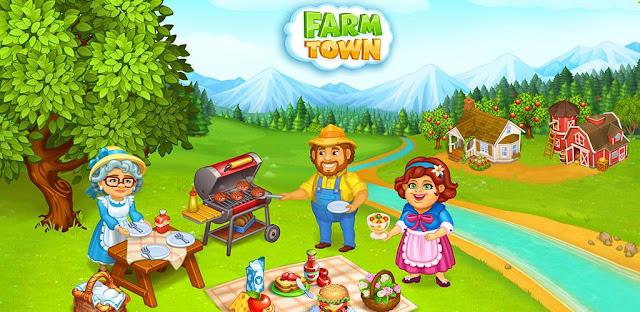 Game Farm Town