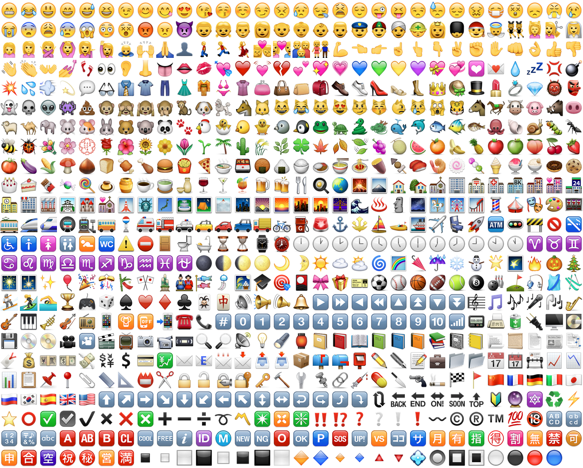 World Emoji Day 38 New Emojis Coming In 2016 Social