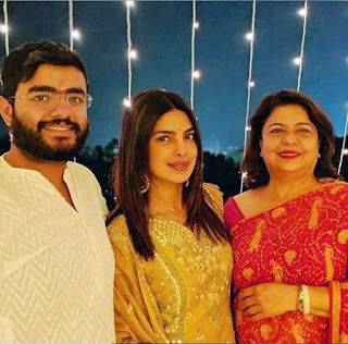 Siddharth Chopra and Ishita's Roka Ceremoni were on February 27. Priyanka Chopra gave this information on social media He also shared the photo of Sreemani