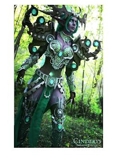 O melhor da coleção de imagens cosplay de Warcraft
