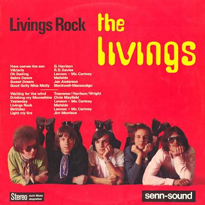 The Livings (Heimatliche Klaenge Vol.130)