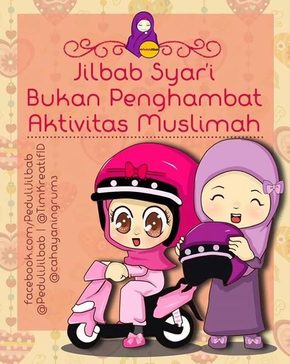 Artikel tetang hijab syari muslimah