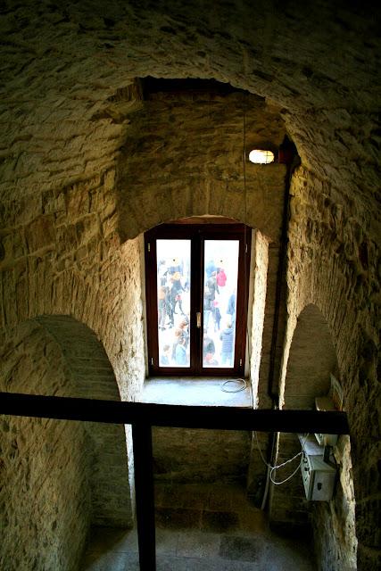 monumento, torre dell'Orologio, muro