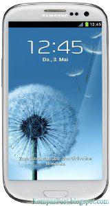 Harga dan Spsesifikasi SAMSUNG Galaxy S3