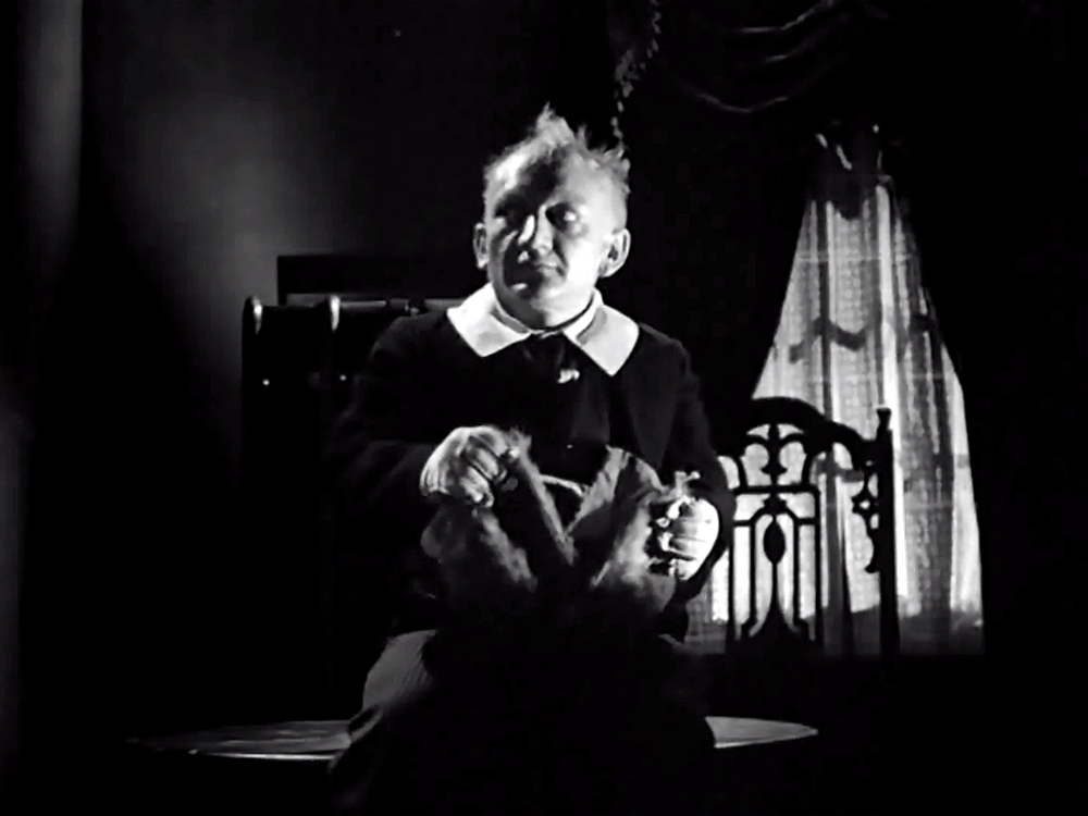 Alfred Hitchcock The Glass Eye