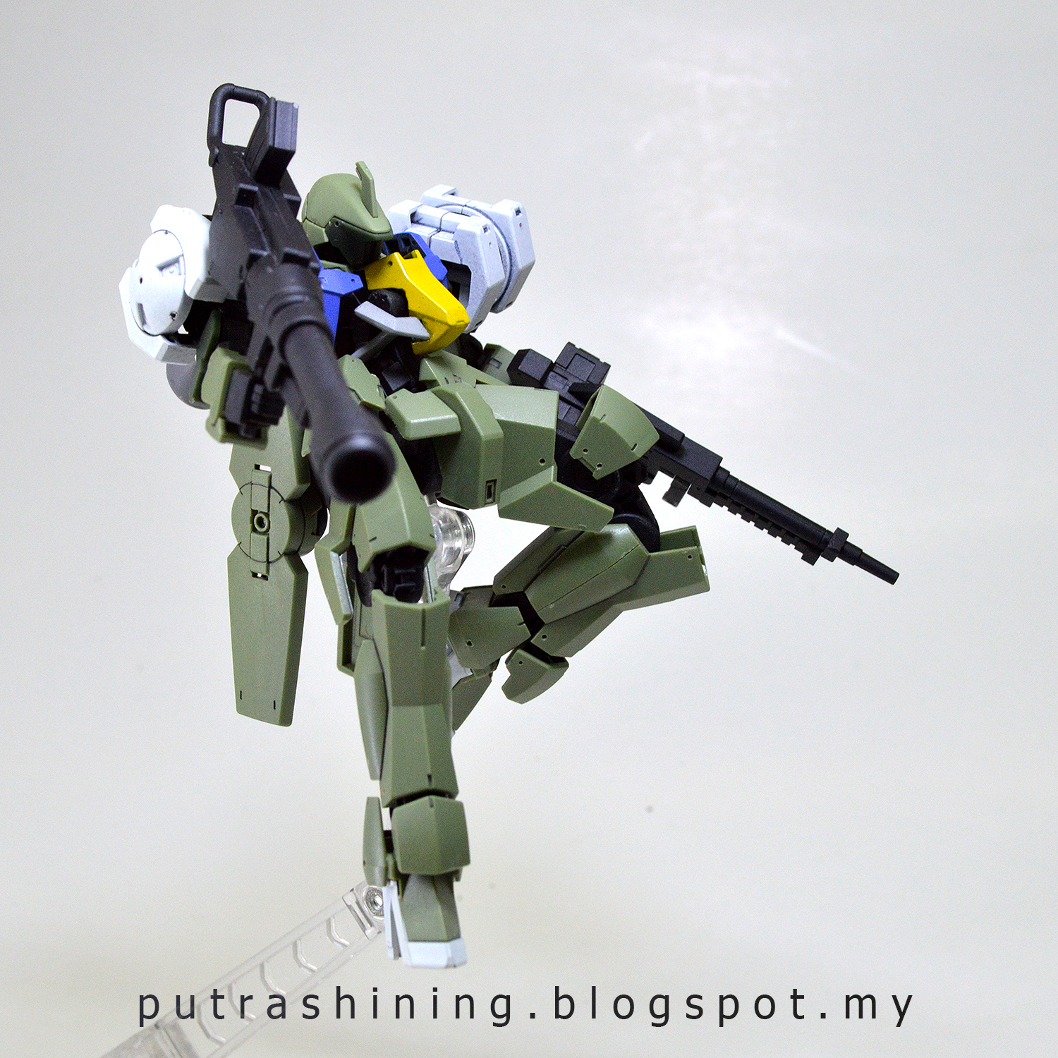 Graze Kai White Paint