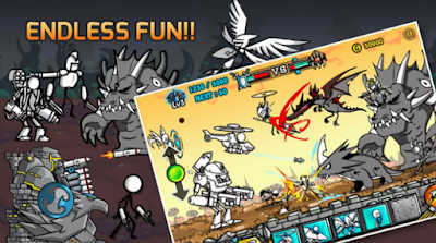 Cartoon Wars 2 Mod Apk