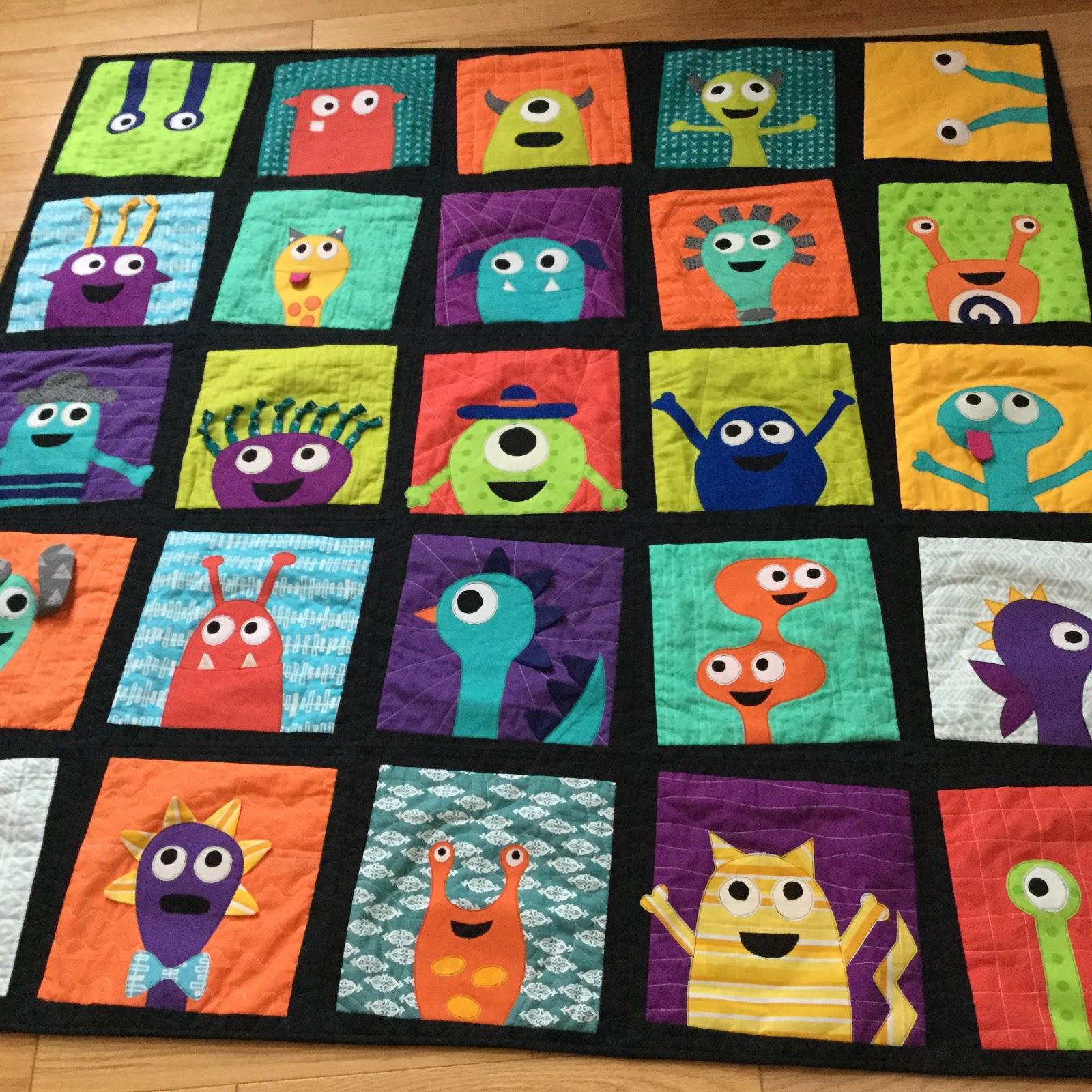 Savor Every Stitch Monsterpalooza