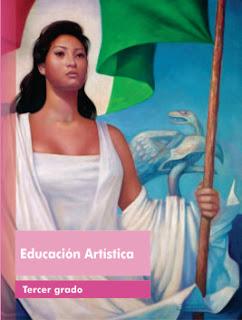 Libro de Texto Educación Artísticatercer grado2016-2017