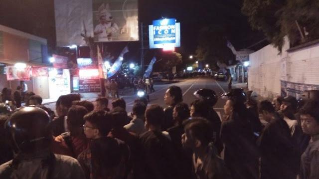 Baku Tembak di Jalan Kaliurang Yogyakarta, 1 Orang Ditangkap, 3 Tergeletak