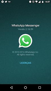 Whatsapp consegue reveter caso do bloqueio