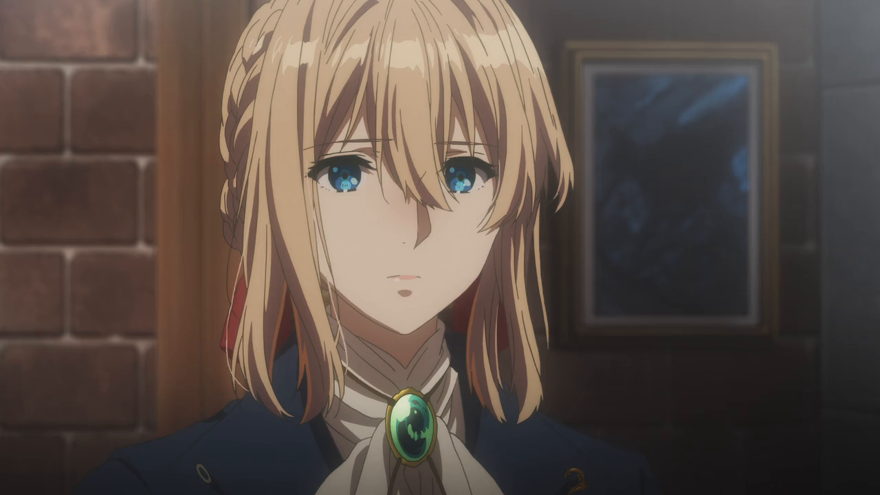 Violet Evergarden Episode 11 Subtitle Indonesia