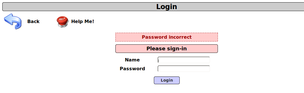 Username Enumeration in Mutillidae using Burpe Intruder