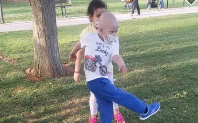 Μητέρα του μικρού Κωνσταντίνου Τσίμπου: Δεν έχω λόγια για να περιγράψω όλο αυτό που γίνεται...