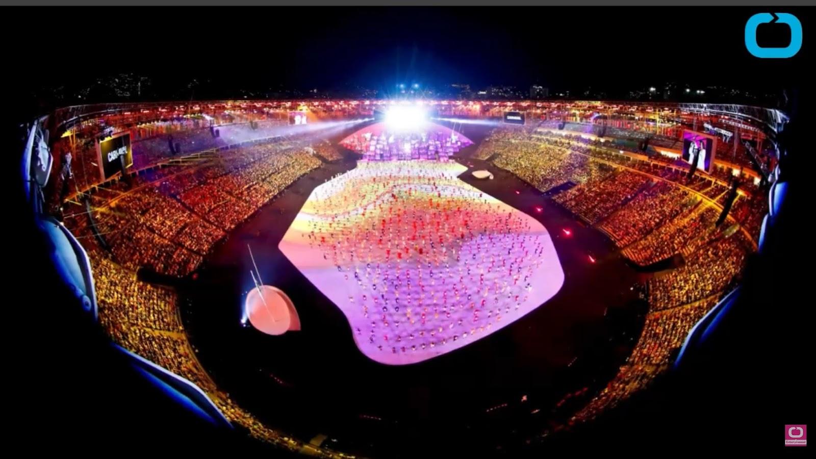 RIO OLYMPICS OPENING CEREMONY 11