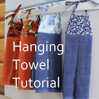 Kitchen-Hanging-Towels