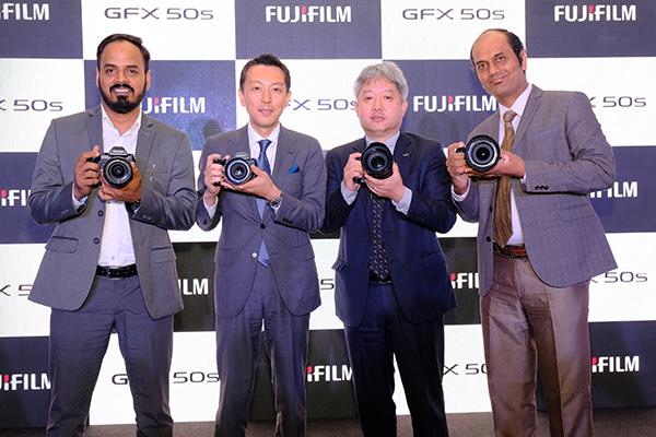 fujifilm gfx50s india