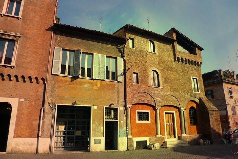 Santa Cecilia Trastevere Pracinha - Santa Cecilia em Trastevere