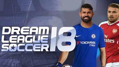 Dream League Soccer 2018 MOD APK (Unlimited Money) v5.00 Offline & Online