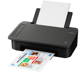 Make copies of sights inward a surge using the Smartphone Take in addition to Backup offering alongside the  Canon PIXMA TS309 Drivers Download And Review