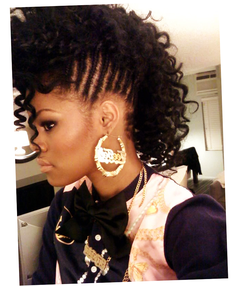 Magnificent African American Braided Hair Styles Hairstyles For Men Maxibearus