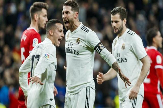 ريال مدريد مهدد بضربة قوية في دوري الأبطال