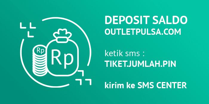 Cara Deposit Saldo Pulsa Kuota Murah - Outlet Pulsa