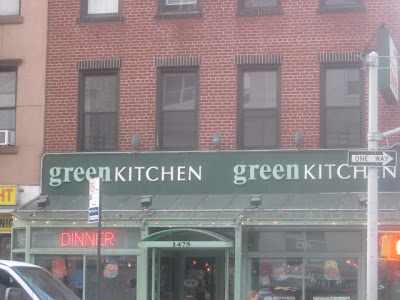 Green Kitchen Restaurant
