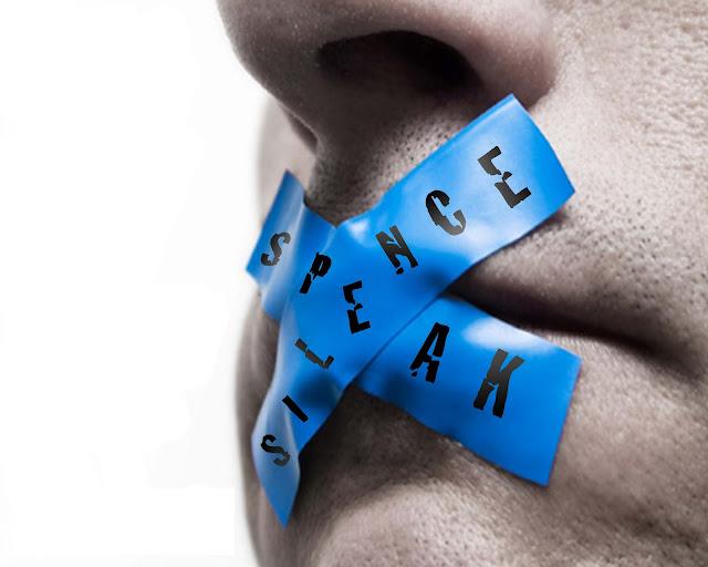 Bicara vs Diam