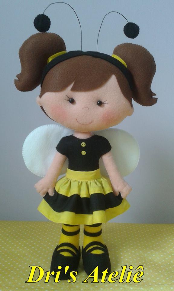 Muñeca Abejita