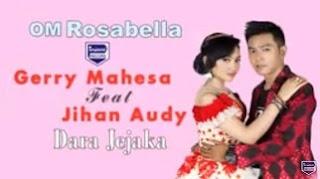 Lirik Lagu Dara Jejaka - Jihan Audy feat Gerry Mahesa