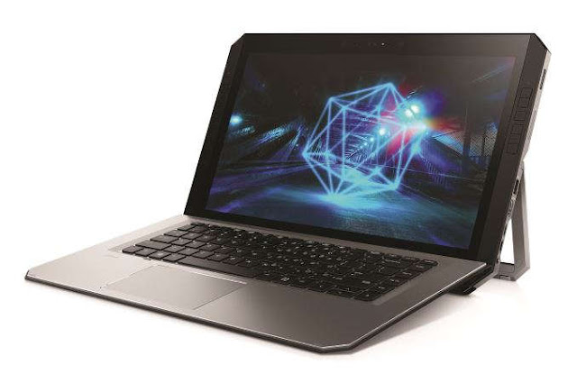HP ZBook x2 workstation