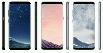 Galaxy S8 color