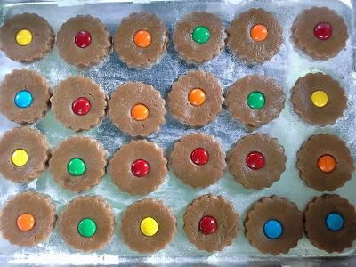 biskut coklat nips