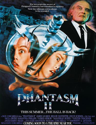 Ver Phantasma 2: El regreso (1988) Online