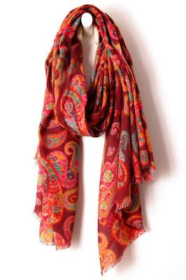 Soldes foulards Lovat & Green