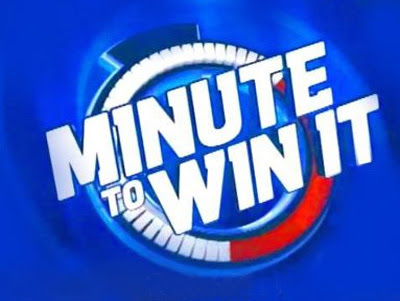 Minute to Win It Philippines 2013 Schedule