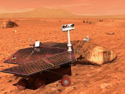 Fakta Tentang  Sumber Kehidupan di Mars