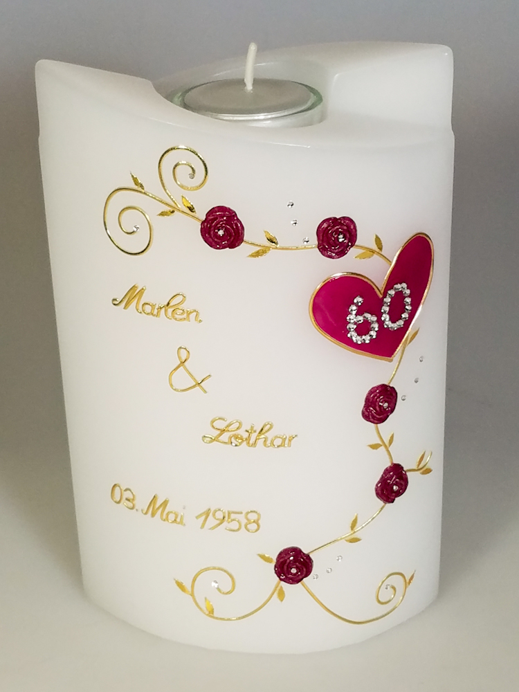 Sp Kerzen Kerzenshop Hochzeitskerze Gastekerze Kerzen Shop