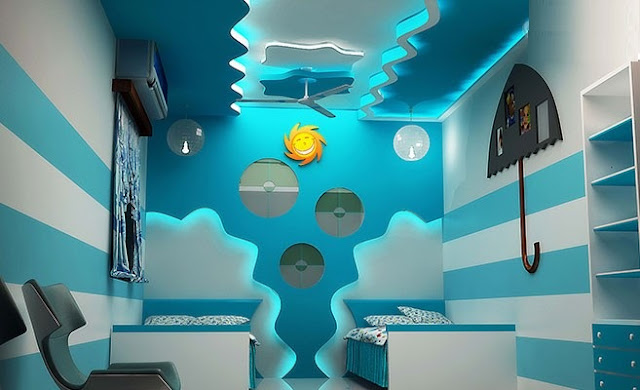 POP design for false ceiling designs and walls