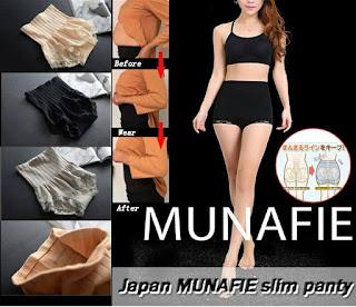 JAPANESE MUNAFIE SLIMMING PANTY