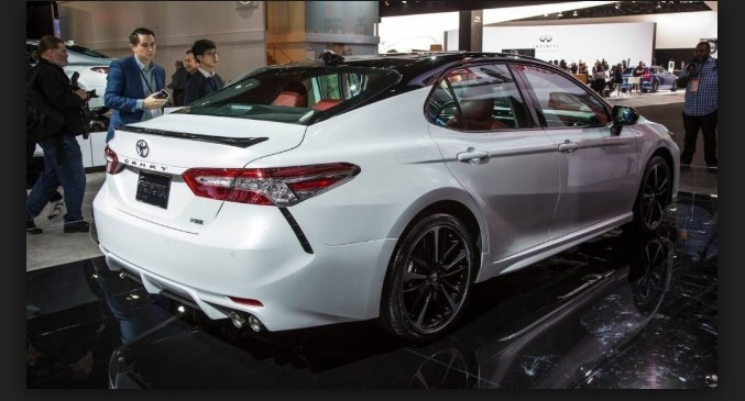 2019 Toyota Camry Review Interior Photo Gallery