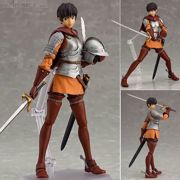 CASCA FIGMA FIGURE BERSERK The Movie GOOD SMILE COMPANY