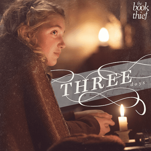 the book thief countdown three days