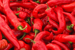 Ghana Hot Peppers